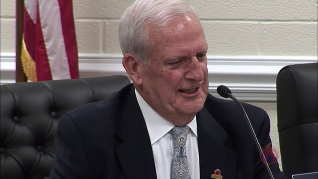 May 2018 BOE - Opening, Board Comments, & Renfrow Presentation