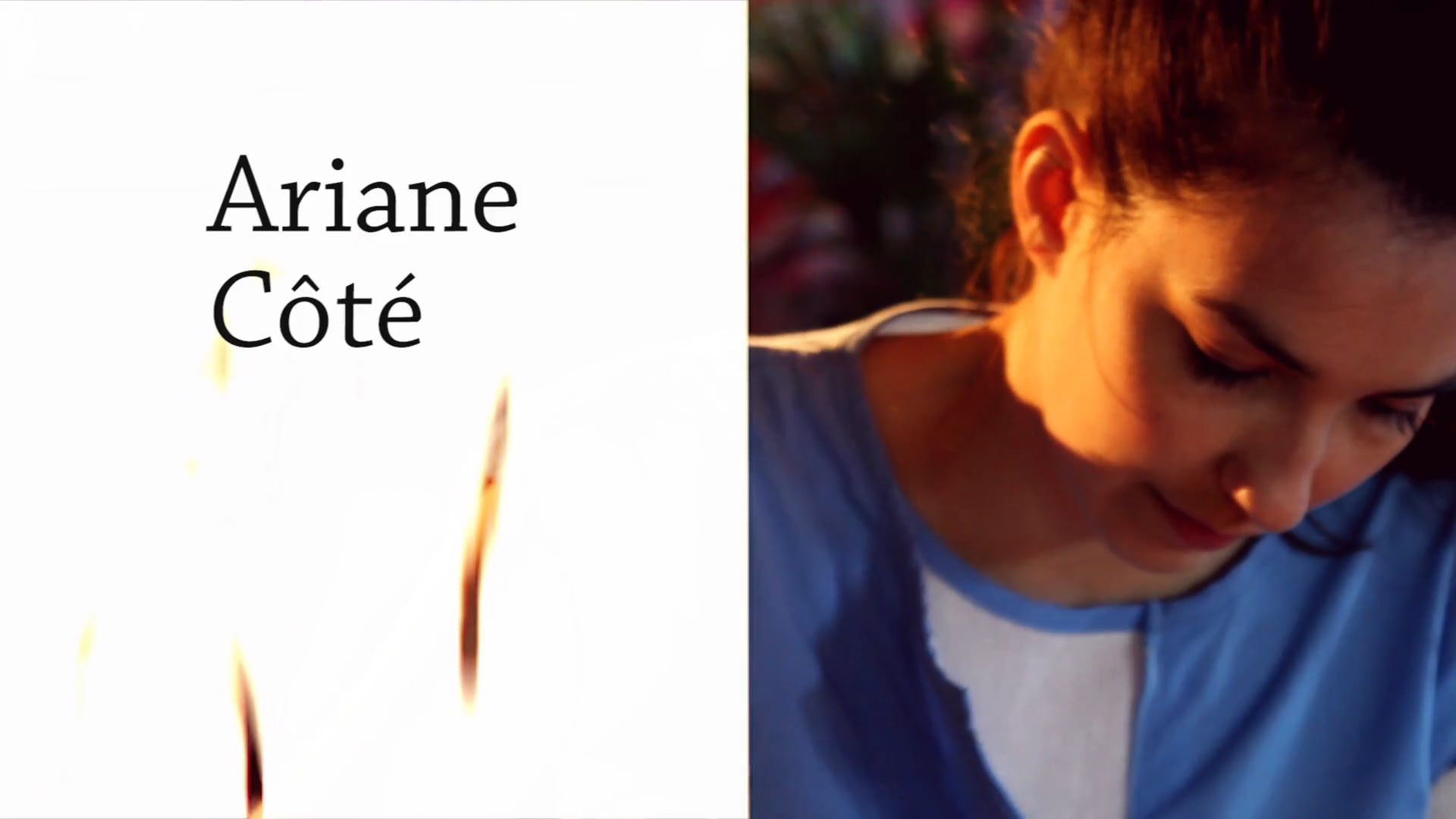 NOMAD Gallery Night - Ariane Côté
