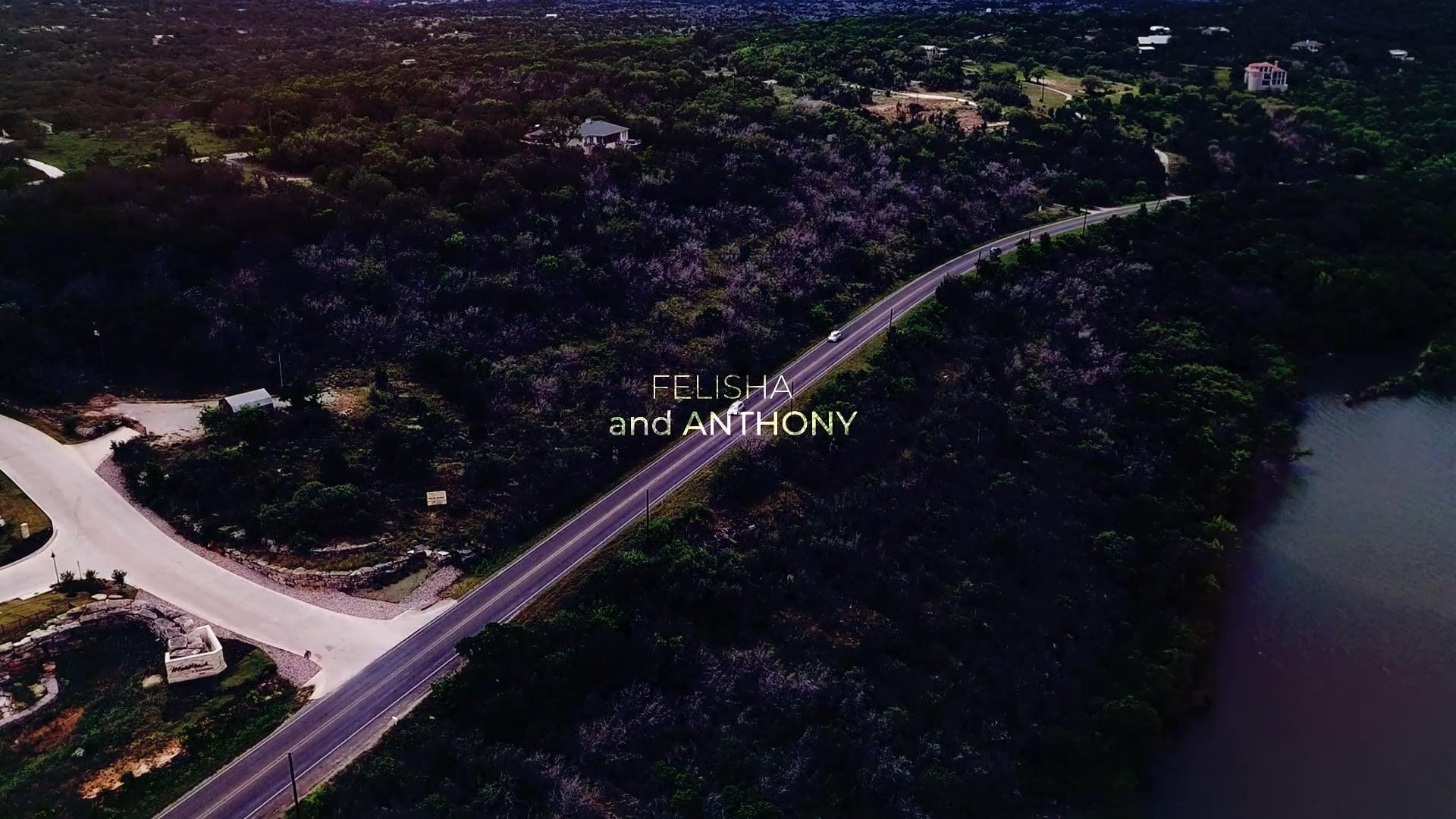 Felisha & Anthony Wedding 4-14-18 - SHORT FILM