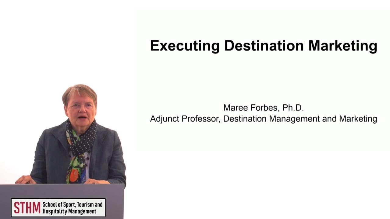 60620Executing Destination Marketing