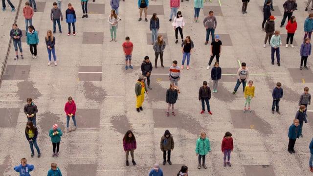 «Flashmob» Eventdokumentation