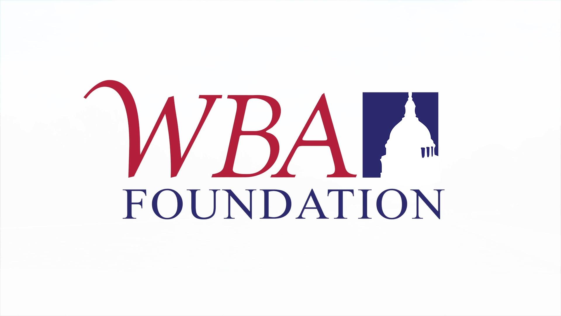 WBA FOUNDATION 2018