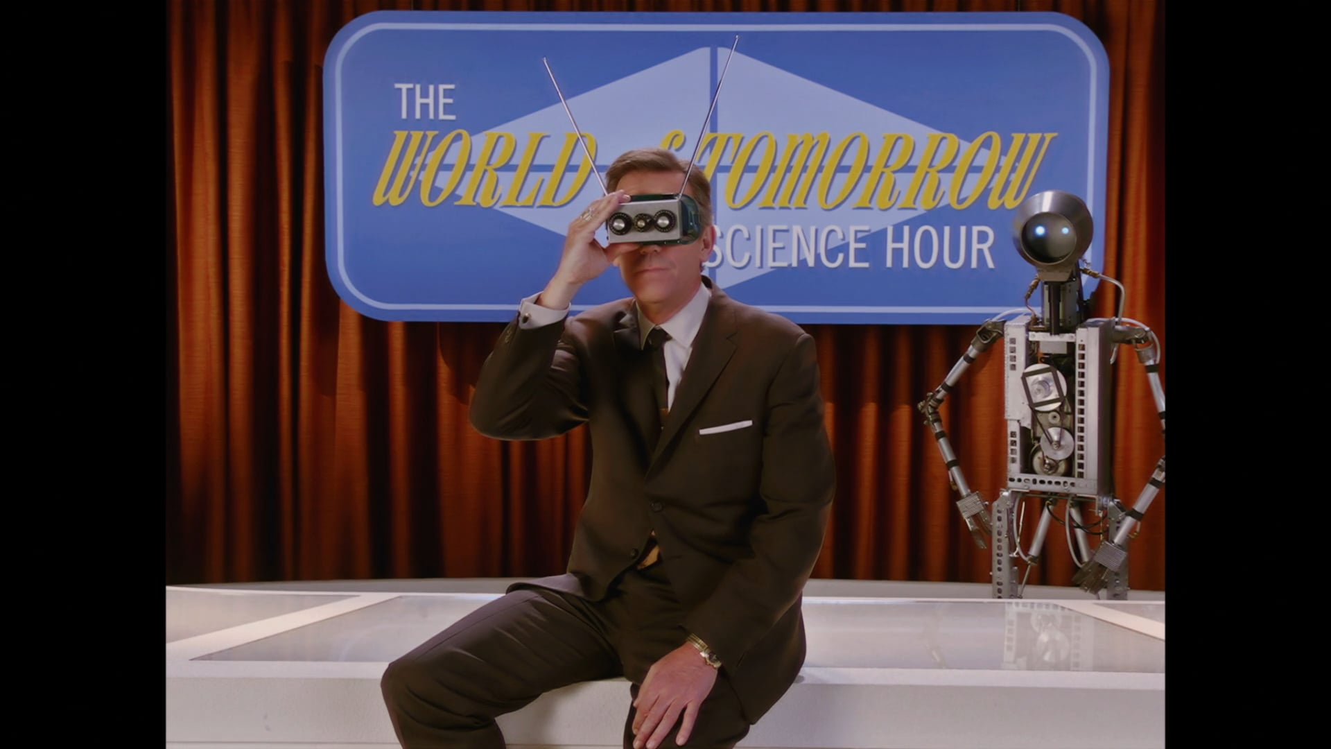 The World of Tomorrow Science Hour