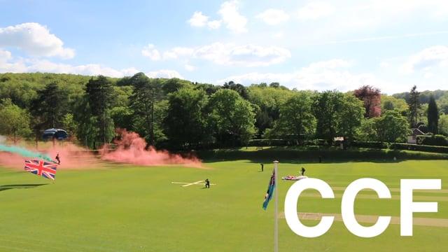 Caterham School CCF AGI 2018