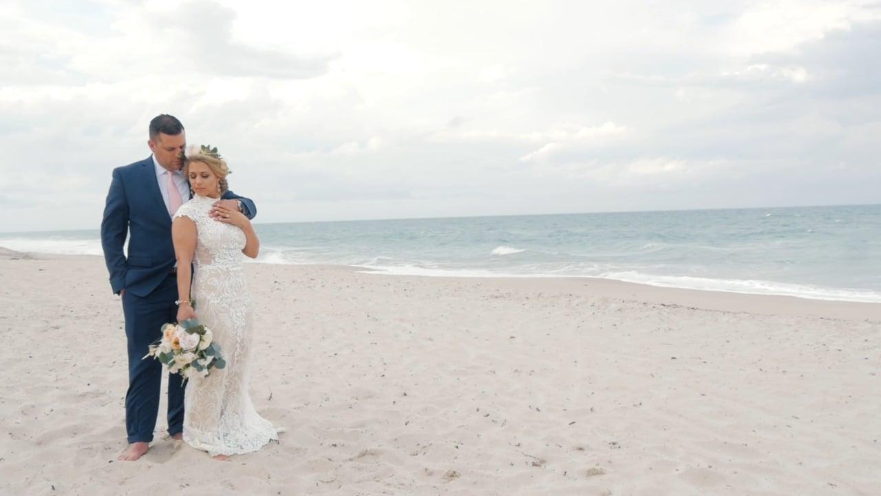 Aron and Cassie Wedding Highlight
