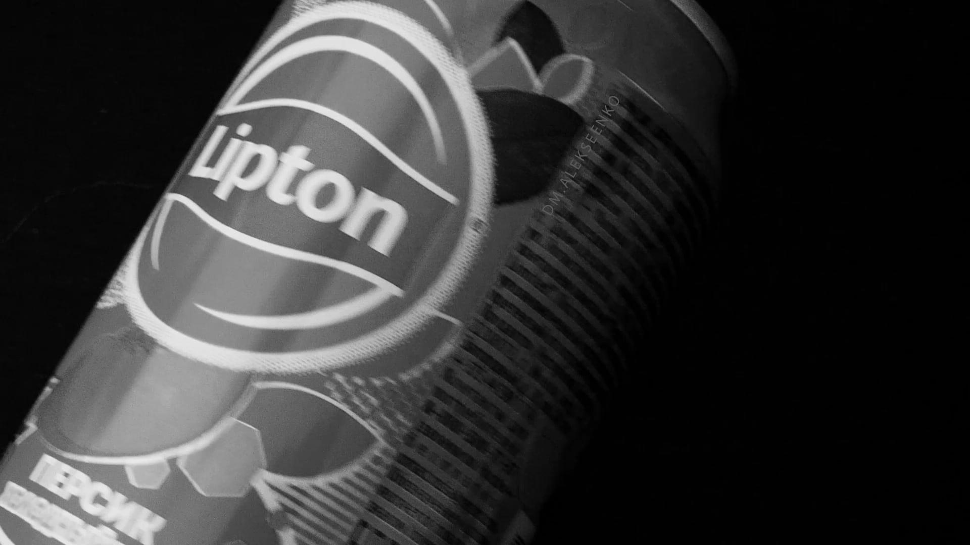 Lipton ice tea промо видео