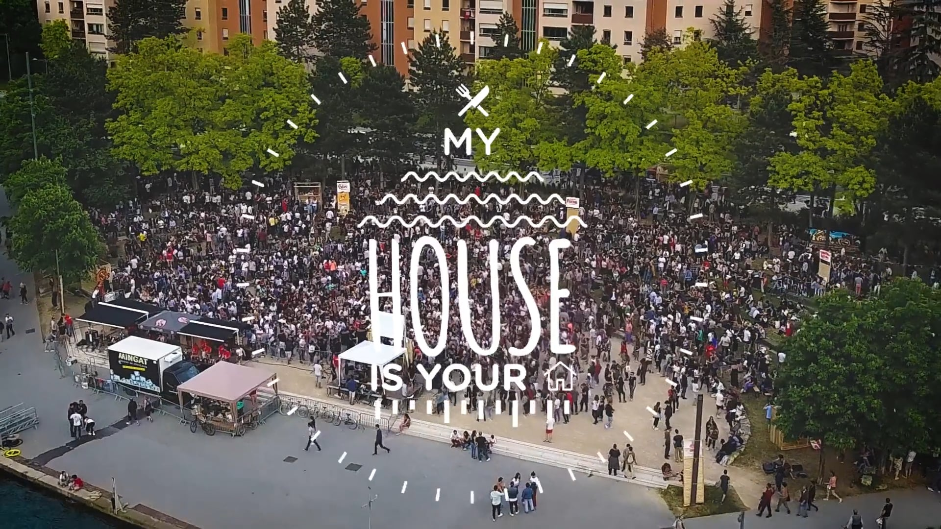 Extra! #2 - My House Is Your House - Nuits Sonores 2018