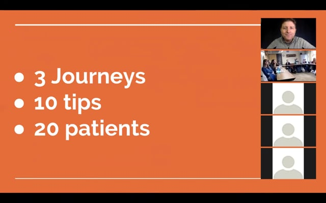 Getting Your First 20 Patients (PDC)