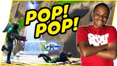 Ninja Stream - A CRAZY NIGHT FULL OF POPPIN' PEOPLE!