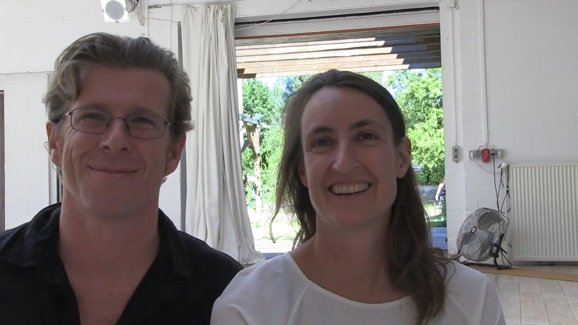 Testimonial Amanda and Cornelius for Movement artisans in Berlin