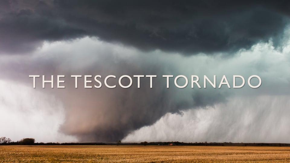 The Tescott Tornado