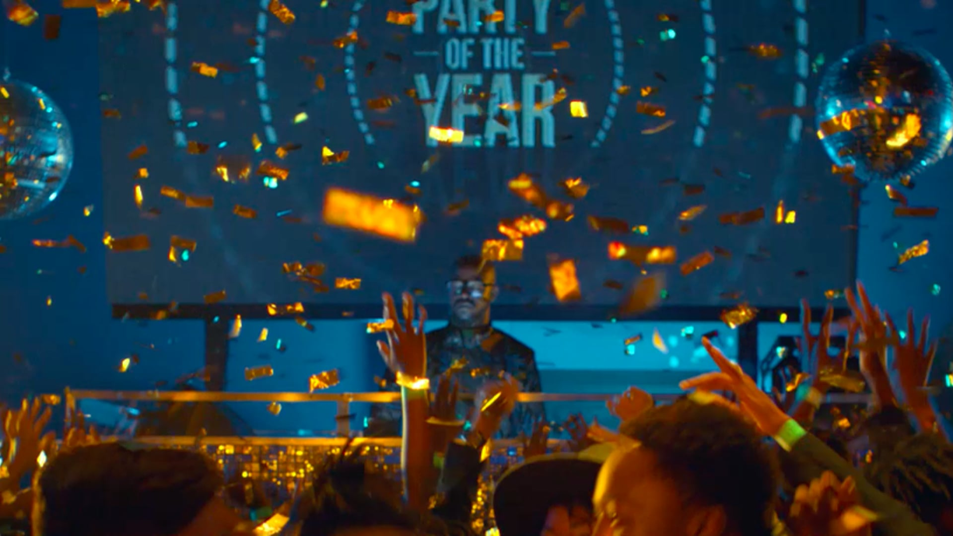 Axe 'Party of the Year'
