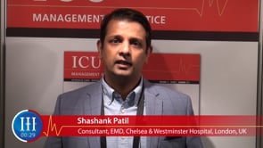 Is noninvasive intracranial monitoring the future in the ED? Dr. Shashank Patil, Chelsea and Westminster Hospital
