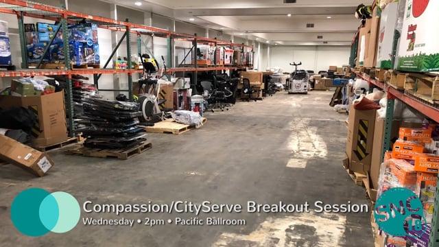 Compassion/CityServe Breakout Promo