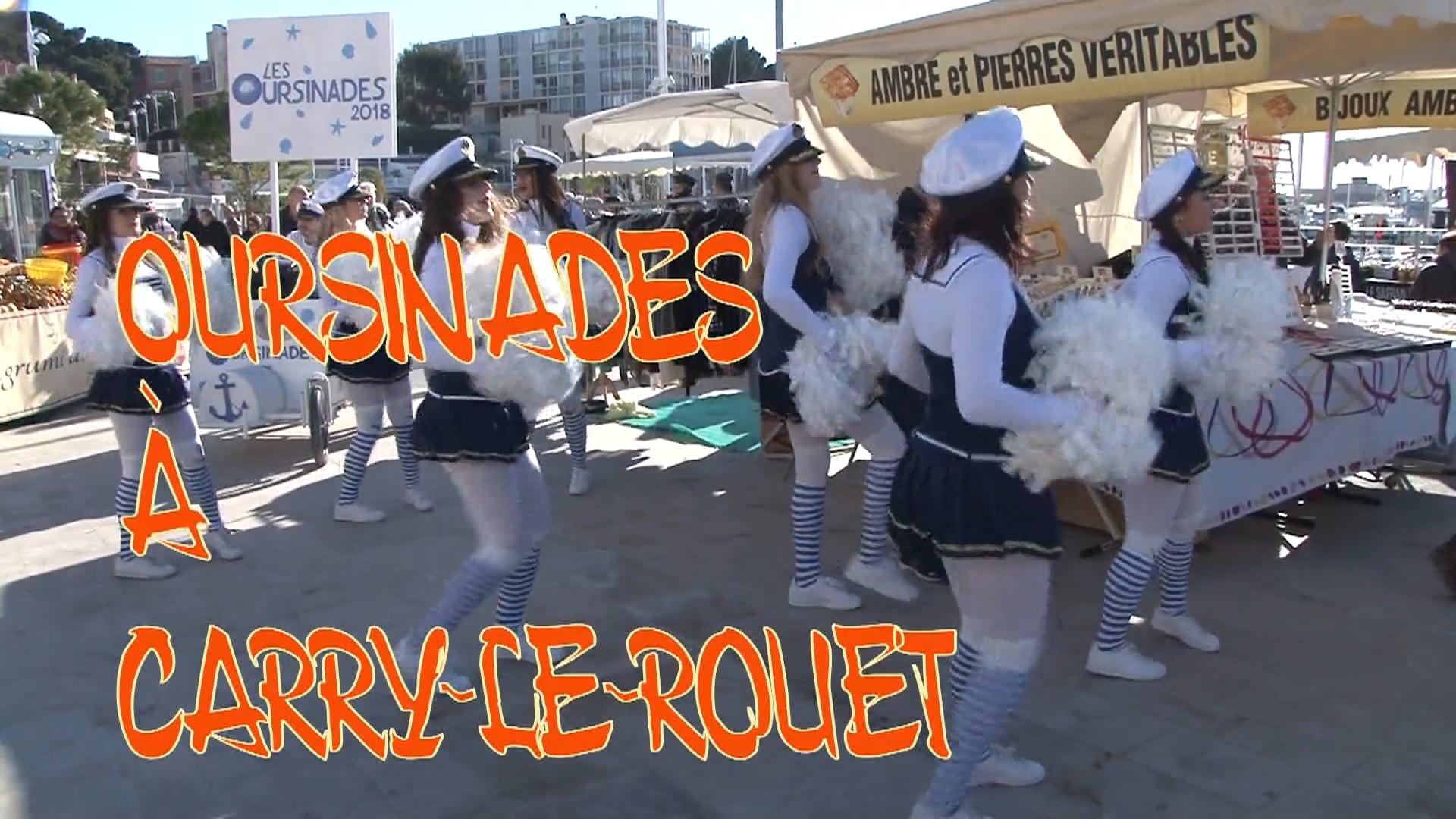 OURSINADES A CARRY-LE-ROUET