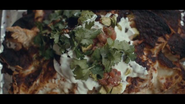 Nacho House Trailer