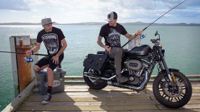 Harley TVC 15