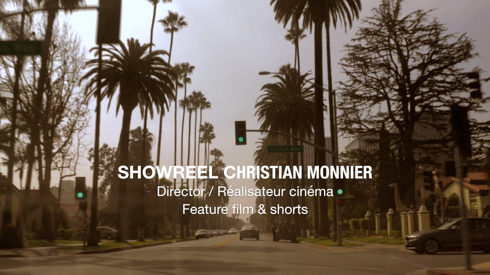 Showreel 2018 - Christian Monnier / Director / Réalisateur cinéma