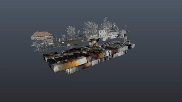 Paddock Bunker Turntable