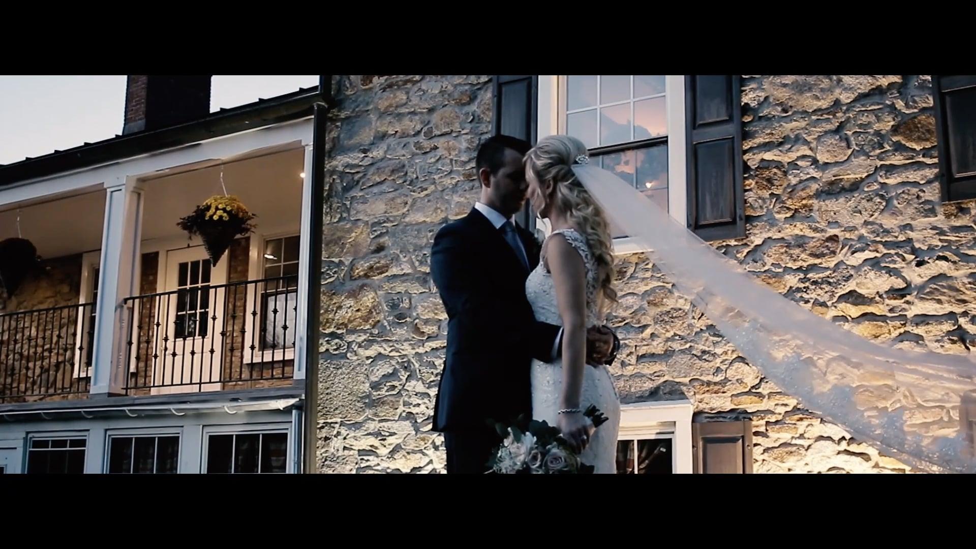 Kaitlin & Erics Wedding Film