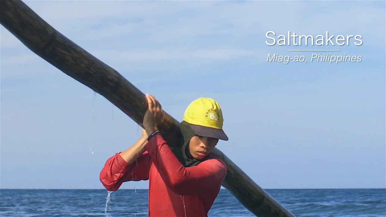 Budbud Saltmakers of Miag-ao, Philippines