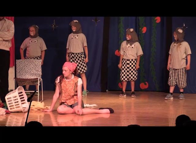 Cinderella MIB Childrens Praire Fire Musical