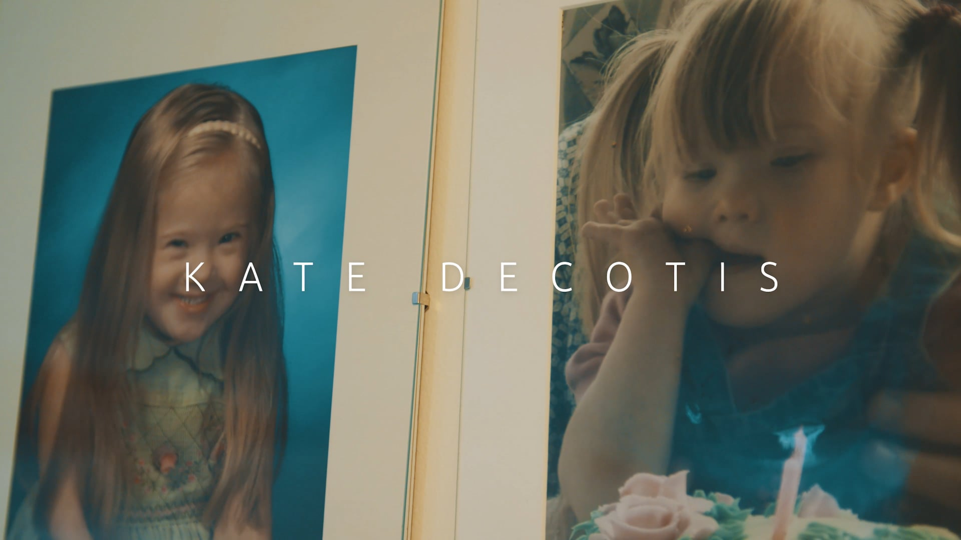 Kate DeCotis Pictures the Unified Generation