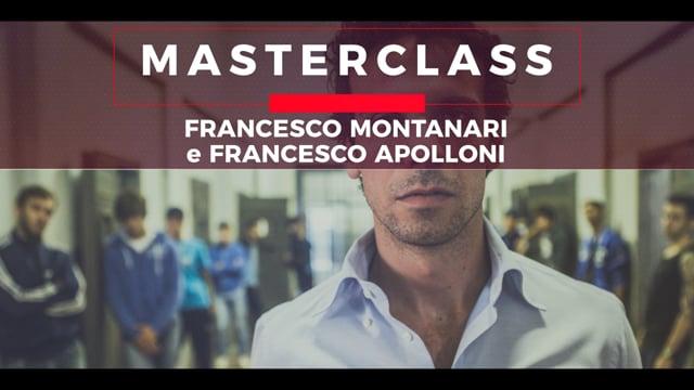 Masterclass 15 luglio Francesco Montanari e Francesco Apolloni