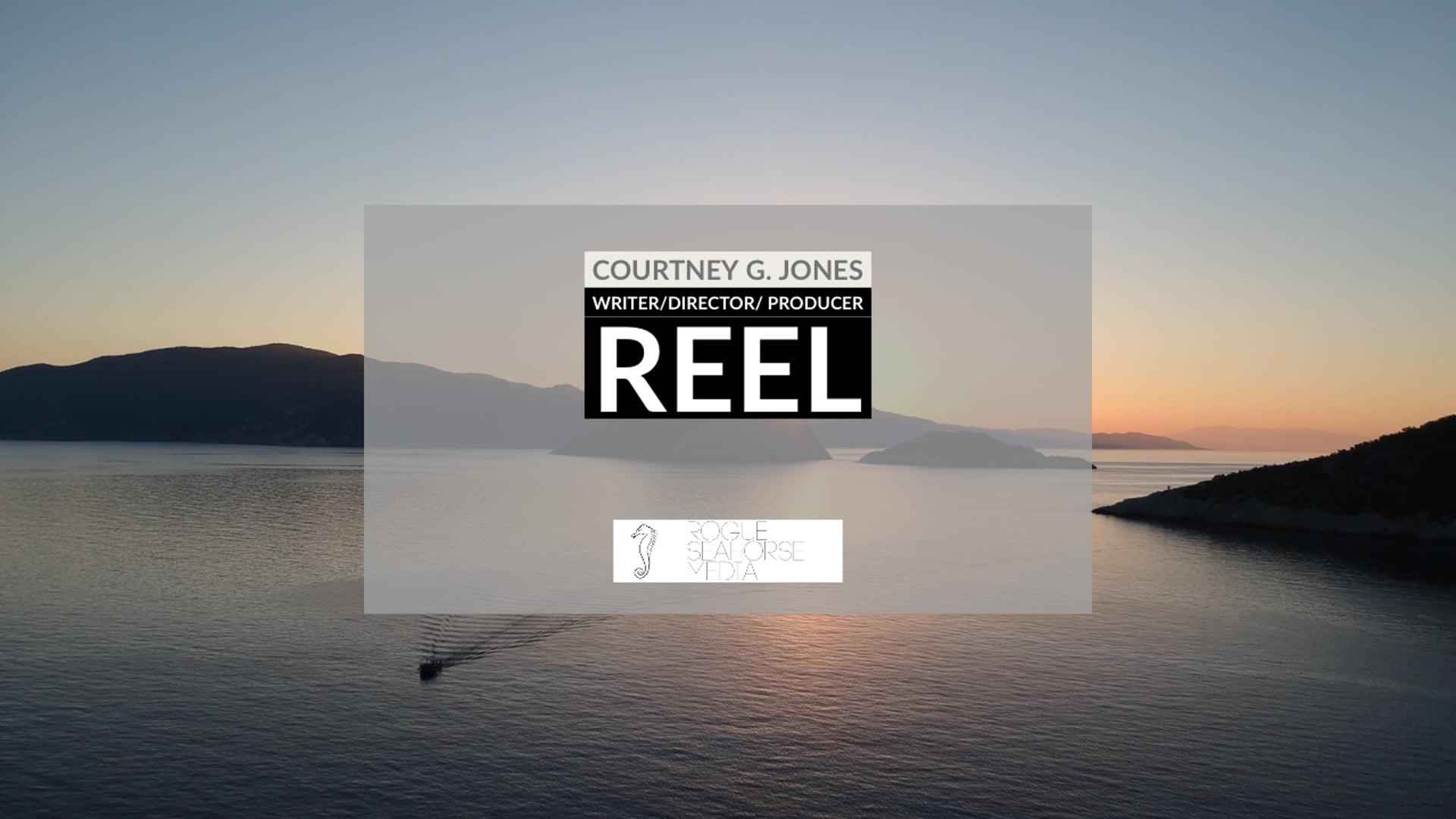 Courtney G. Jones   Director Reel
