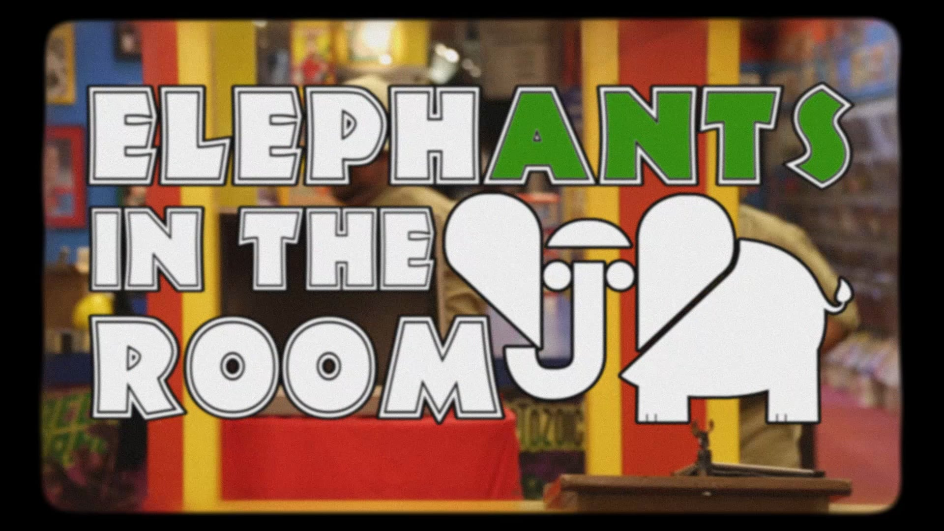 Elephants in the Room Trailer