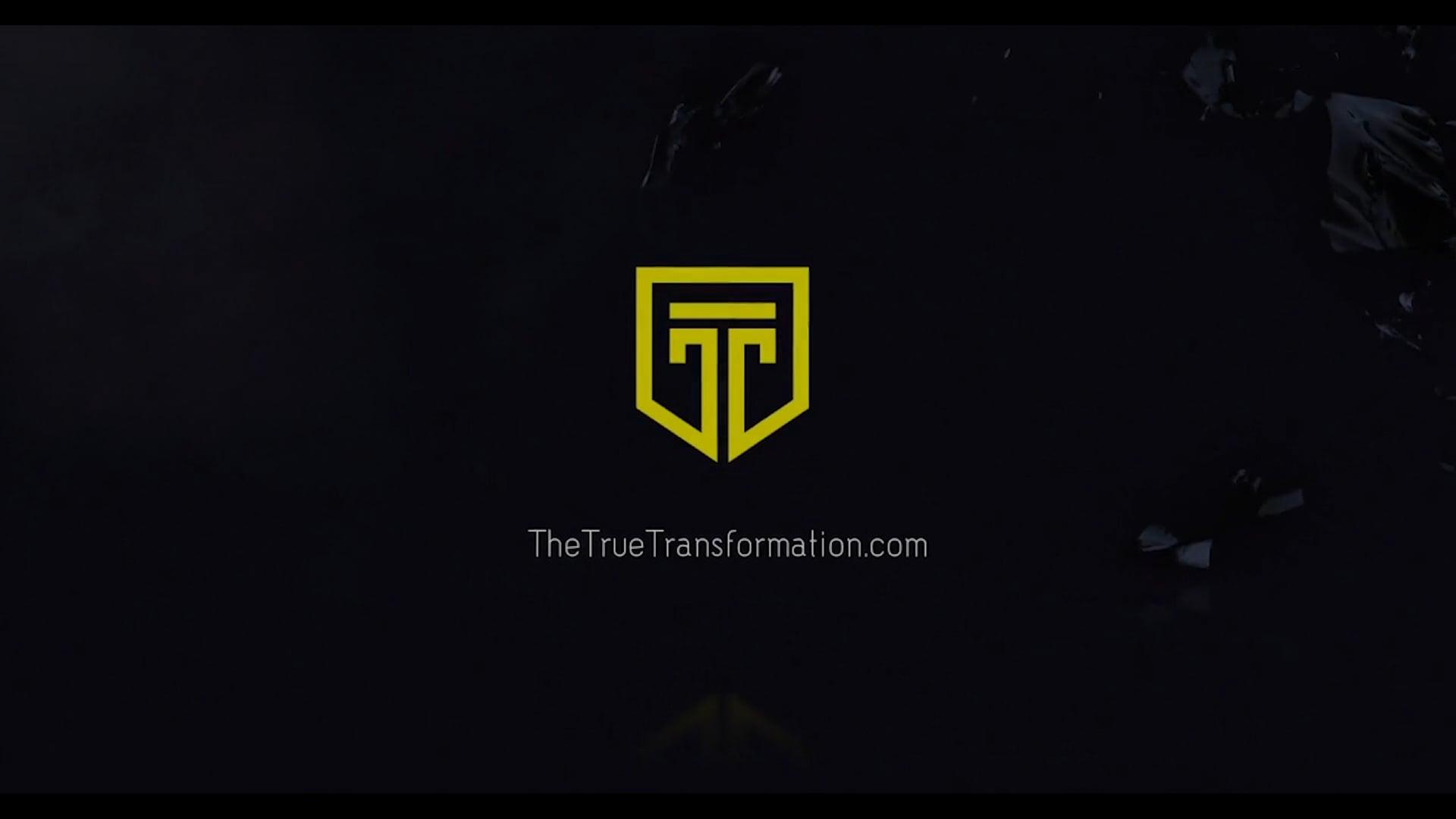 The True Transformation - Ad
