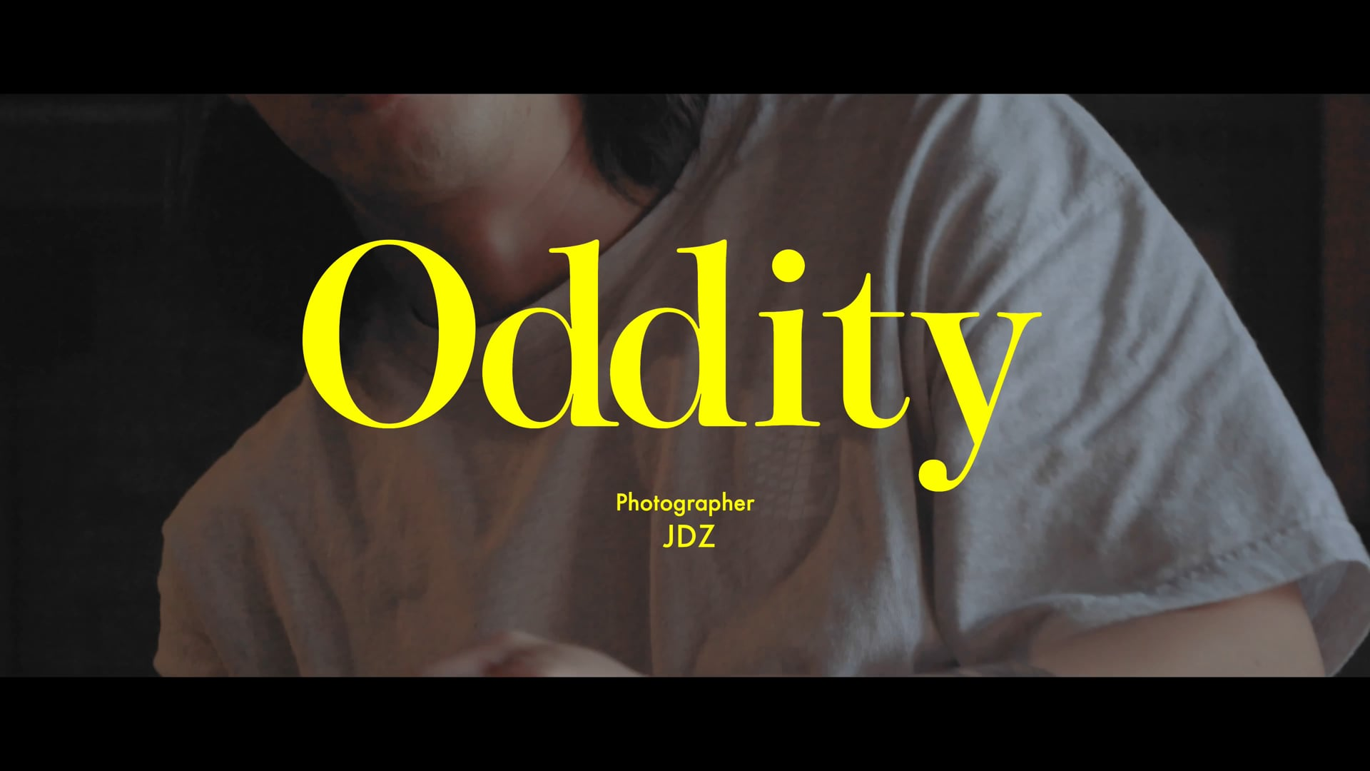 Oddity - JDZ