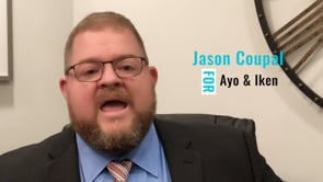 Jason Coupal - Unable to Pay Child Support