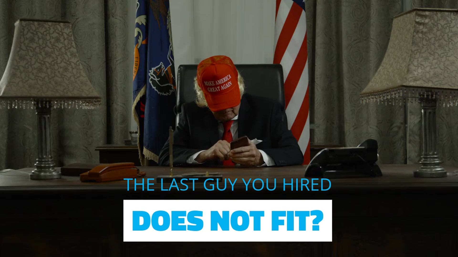 Make recruitment great again