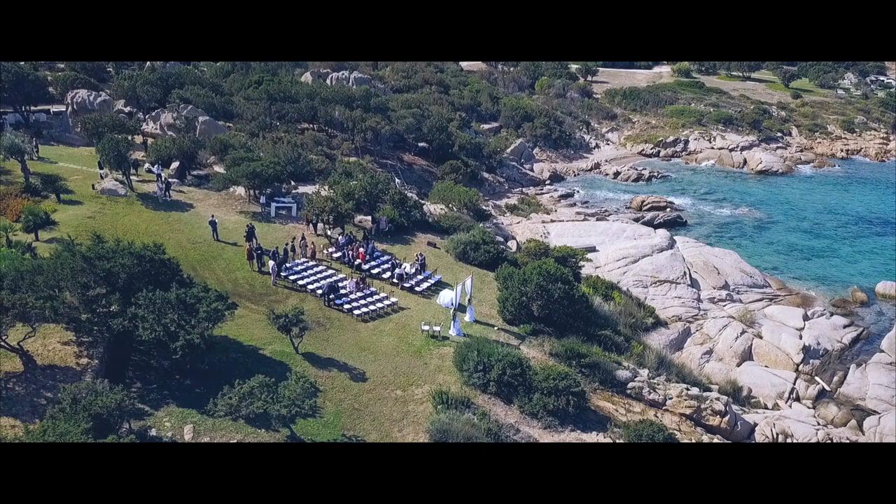 Summer Wedding @Punta Baja, Sardinia