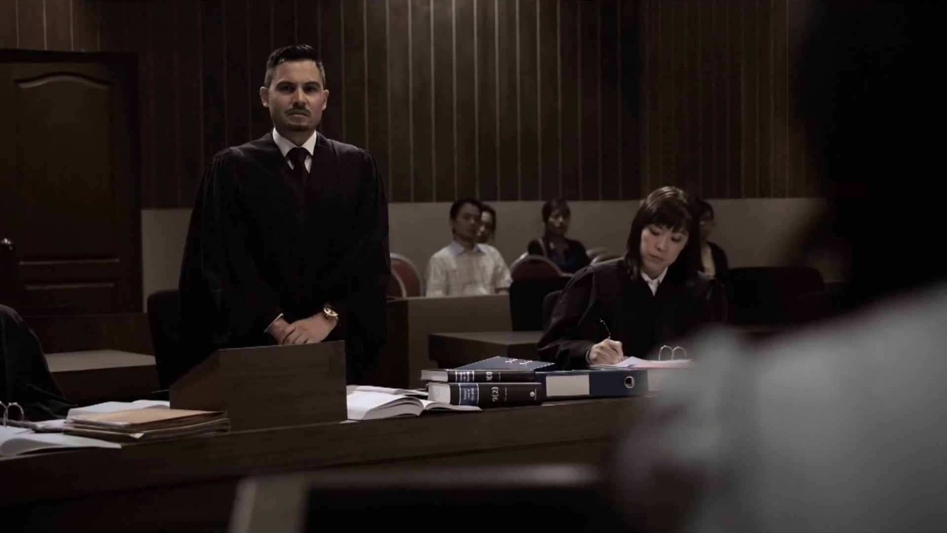 Code Of Law S2 (2013)
