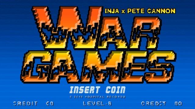 INJA x PETE CANNON - WAR GAMES (Director's Cut)