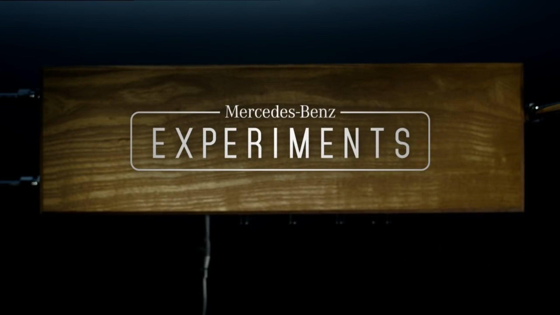 Mercedes-Benz - Experiments: Gestures