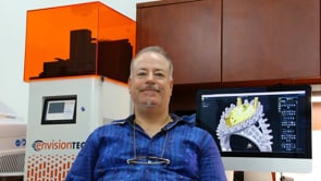 Jeweller switches to EnvisionTEC's cDLM for increased speed and accuracy