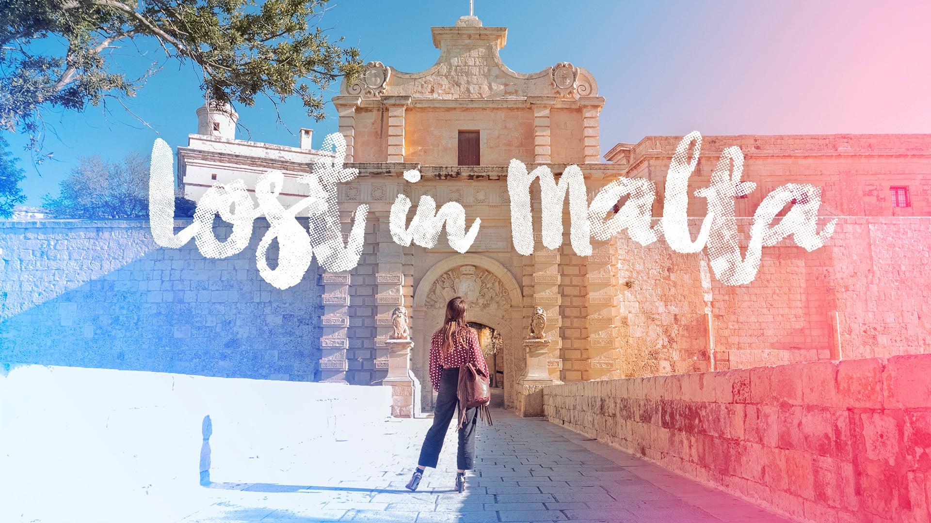 LOST IN MALTA 4K