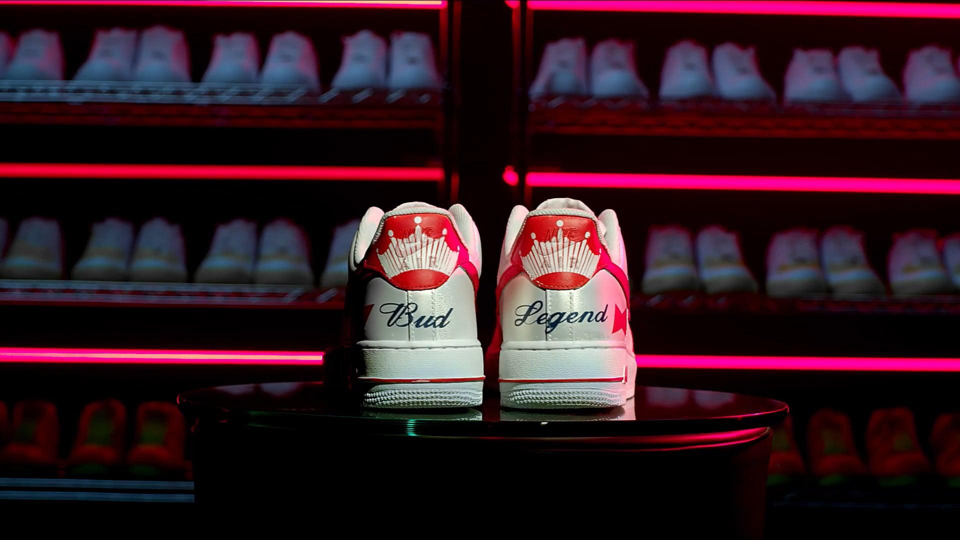 Budweiser - Kickasso x Nike