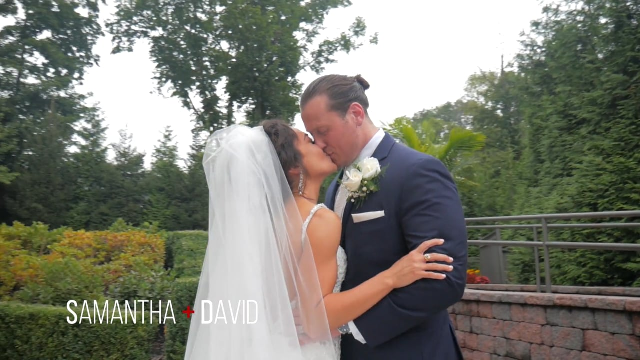 Samantha & David - Feature long version - The Grove