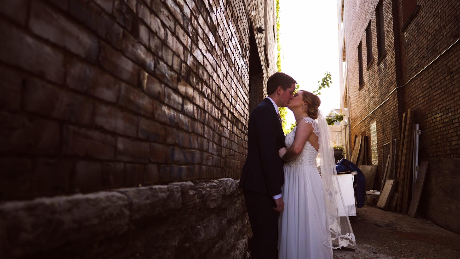 Alex & Hannah Wedding Highlight   Church On Main, Chattanooga, TN