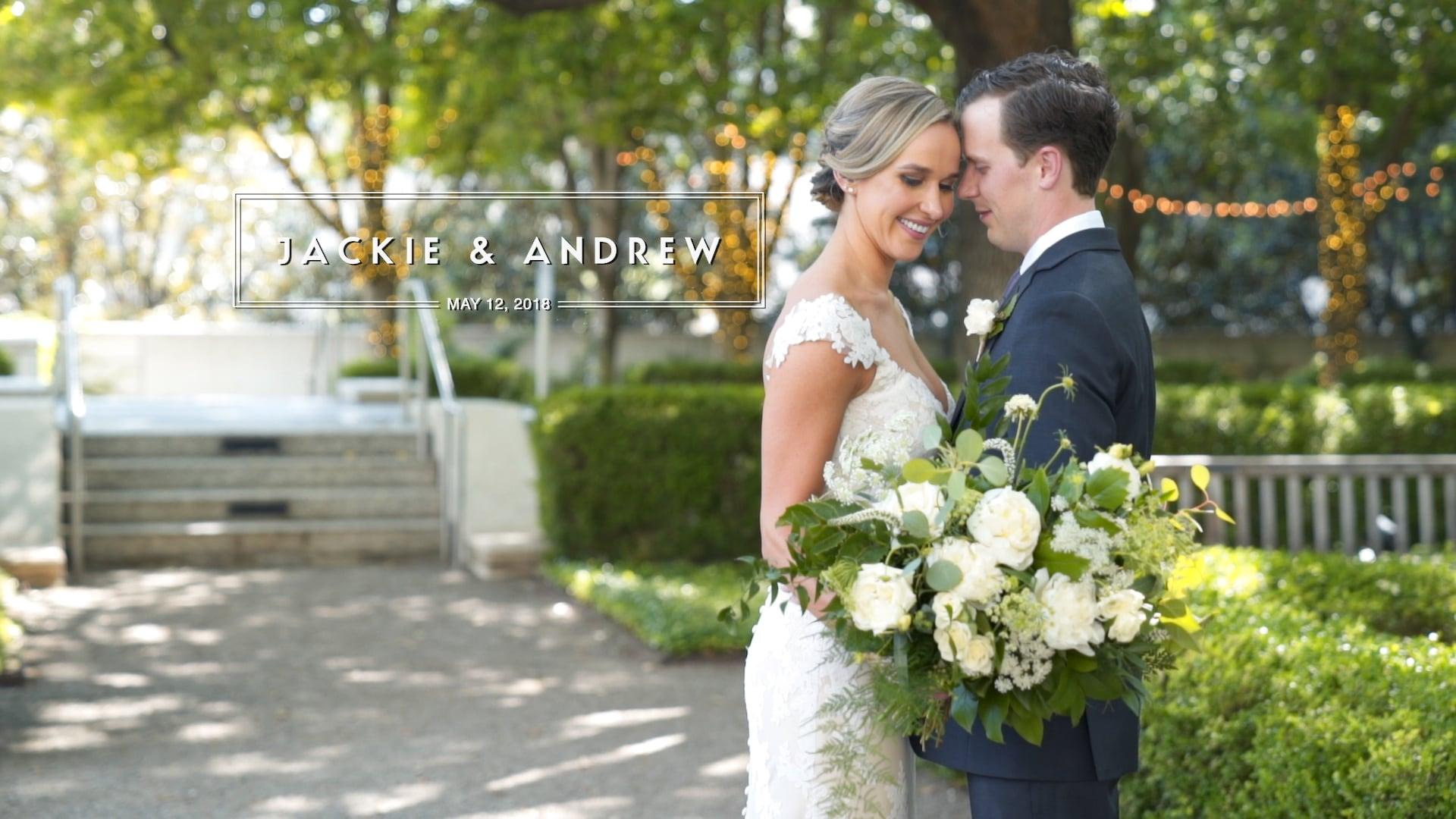 Jackie & Andrew's Wedding Film