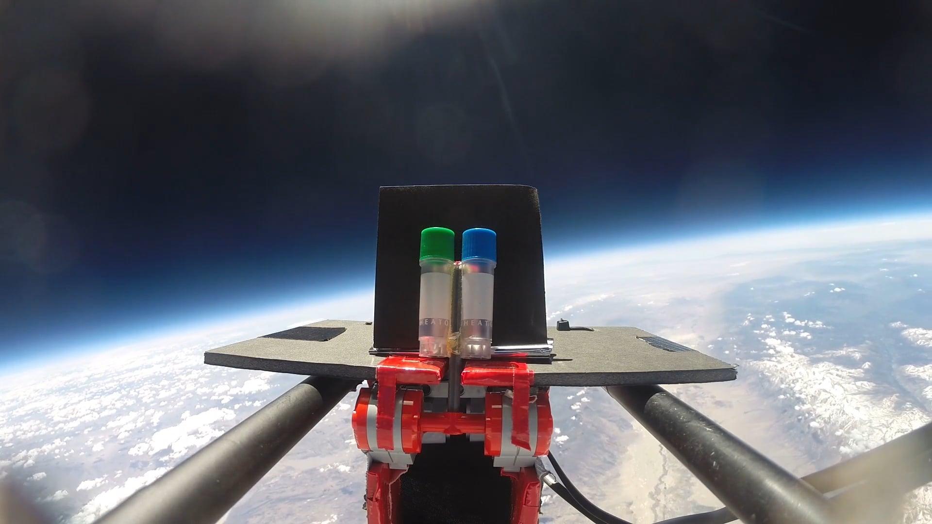 Aerobiology Research Robot