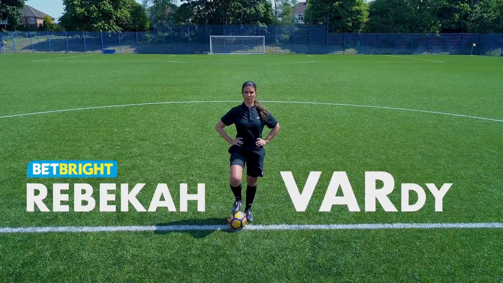 BetBright - Rebekah VARdy
