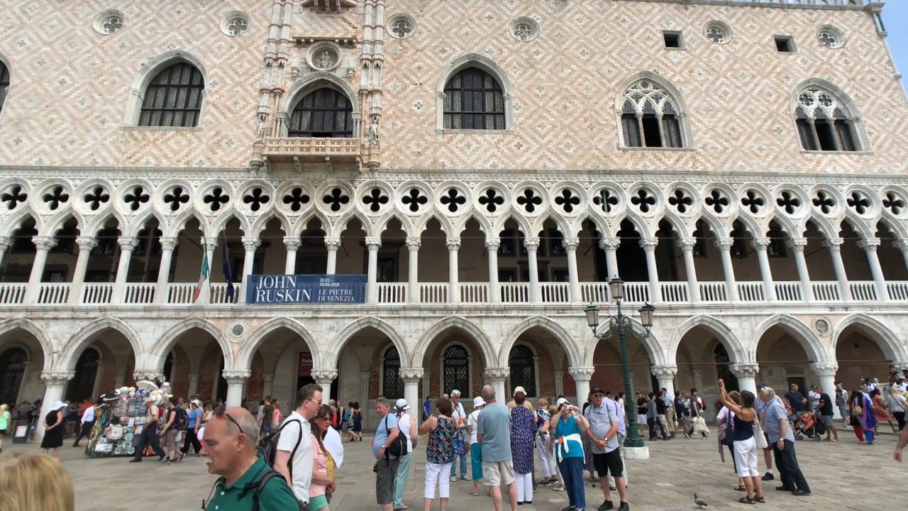 Half a day in Venice