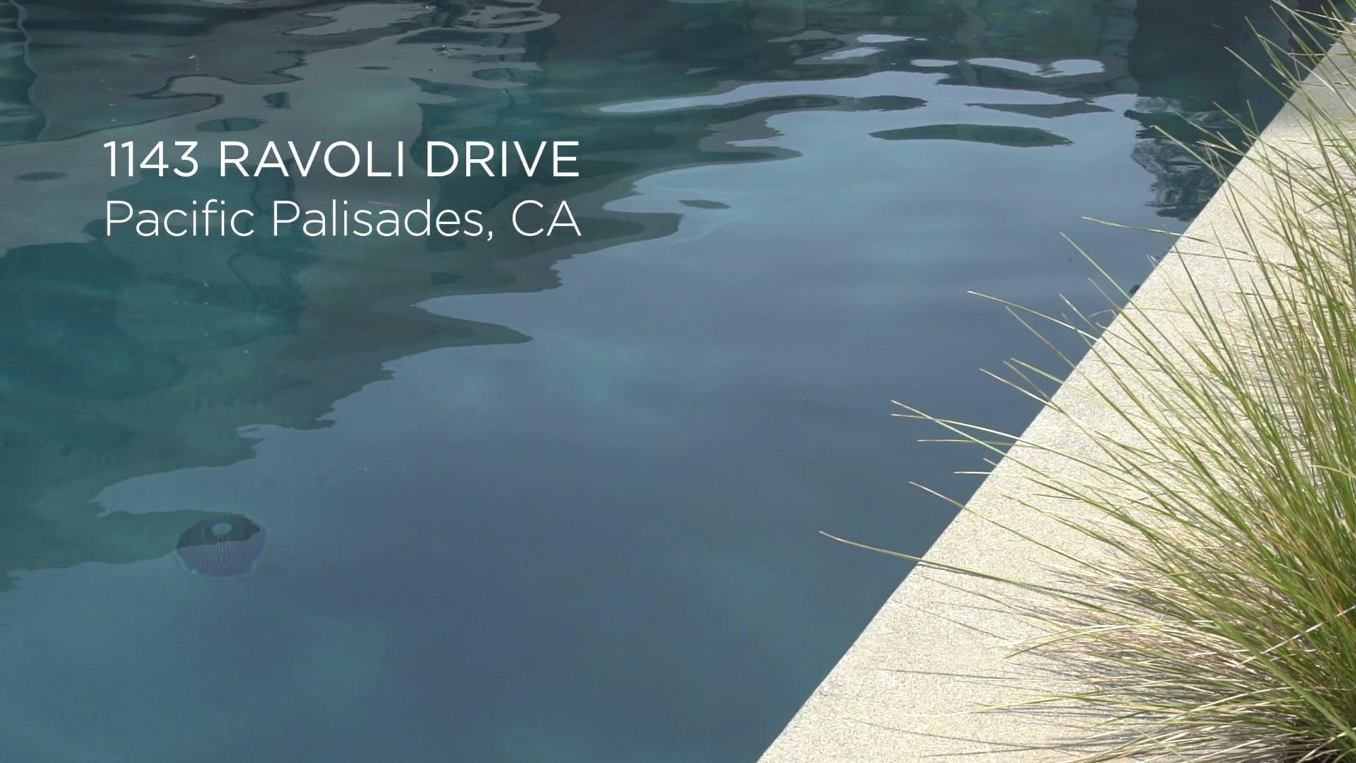 1143 Ravoli Drive, Pacific Palisades CA