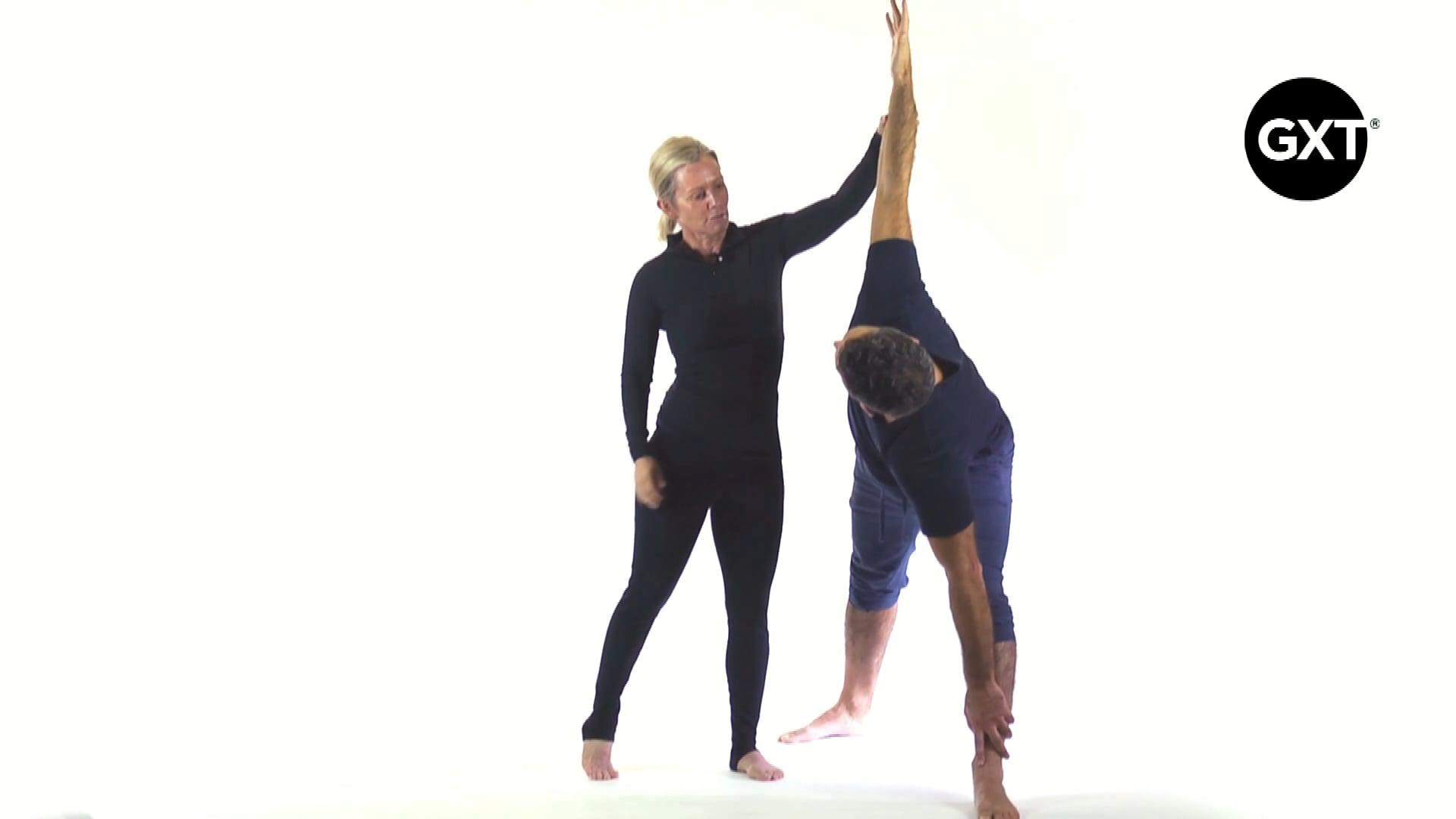 Yoga teacher training with John Marquez
