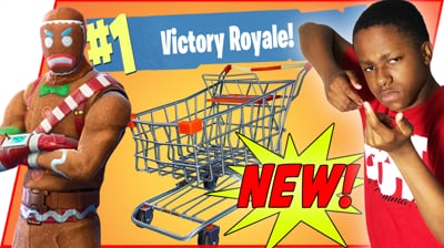Ninja Stream - OUT HERE SHOPPING FOR DUBS!